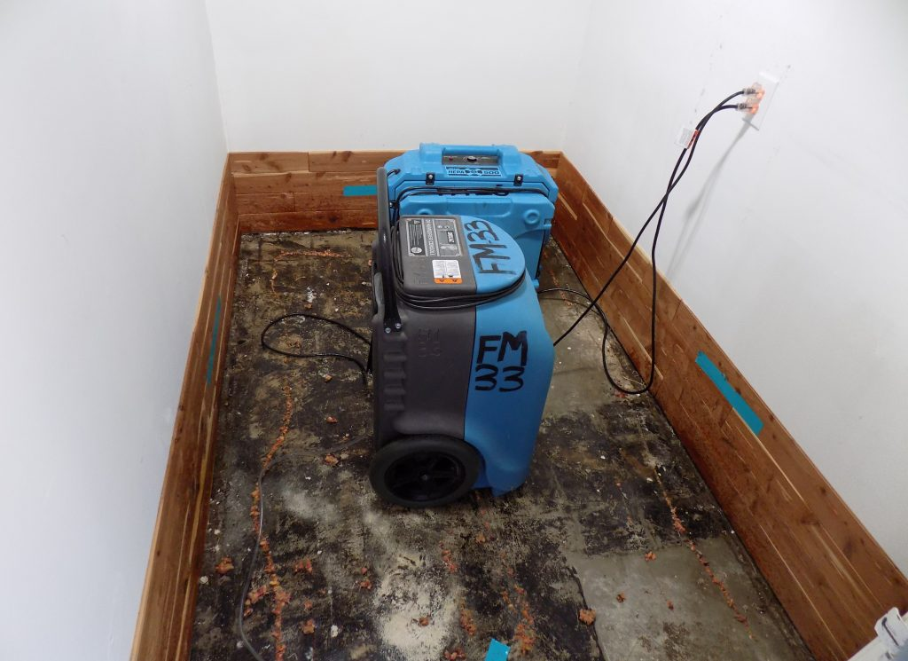 water damage restoration camarillo
