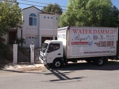 Water Damage Services Orange, California