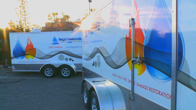 Flood Removal Services Orange, California